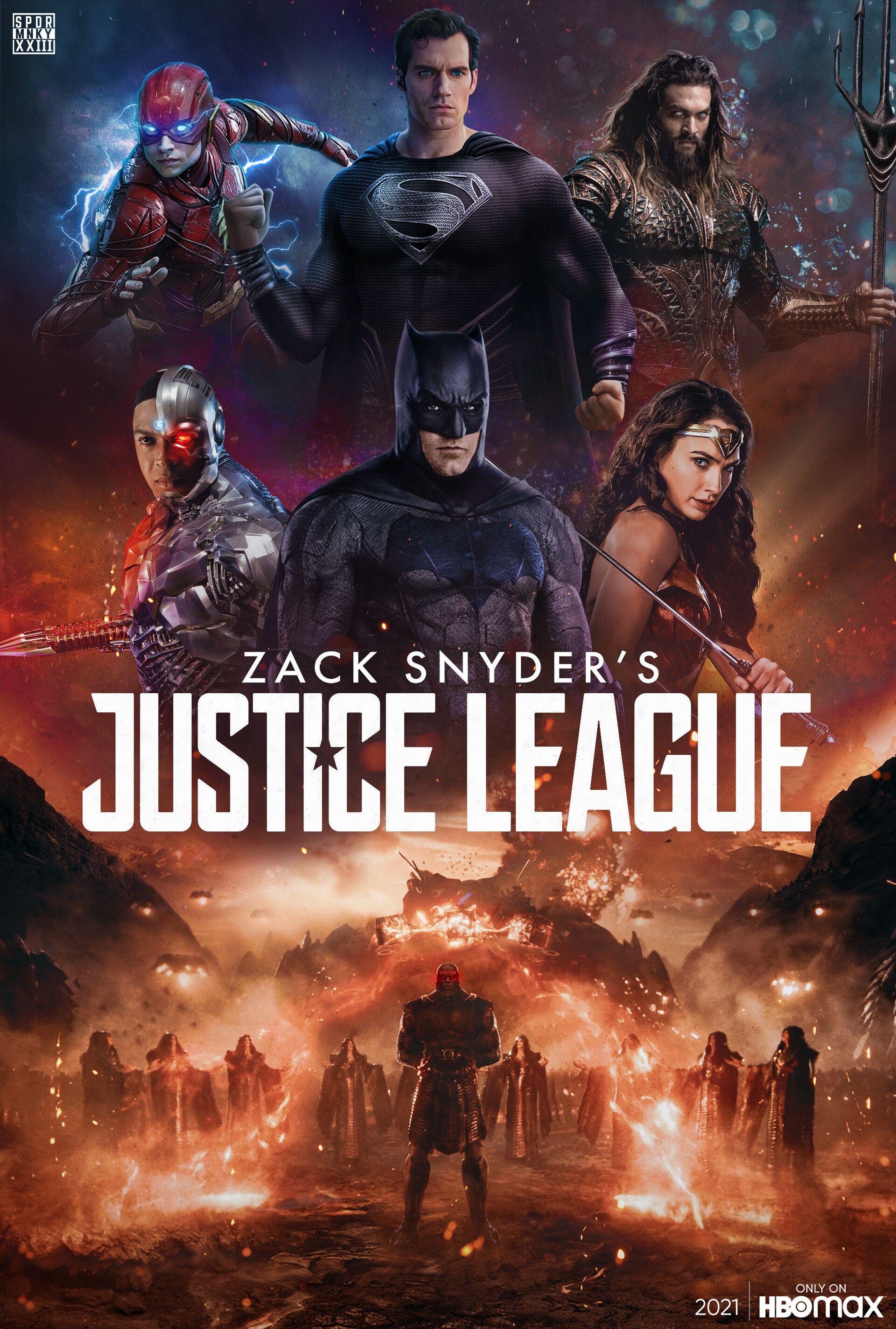 Az Igazság Ligája rendezői változat