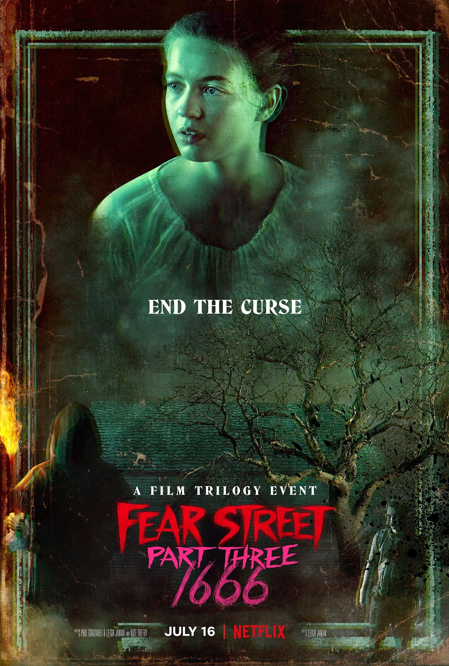 Fear Street 3 - A félelem utcája 3. rész: 1666