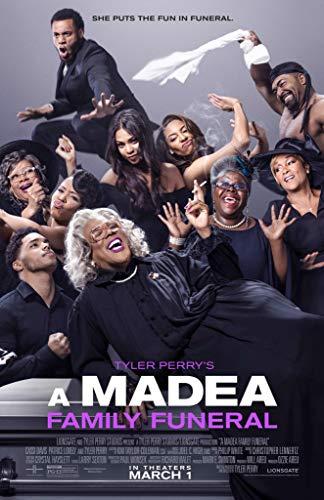 Madea néni és a családi temetés