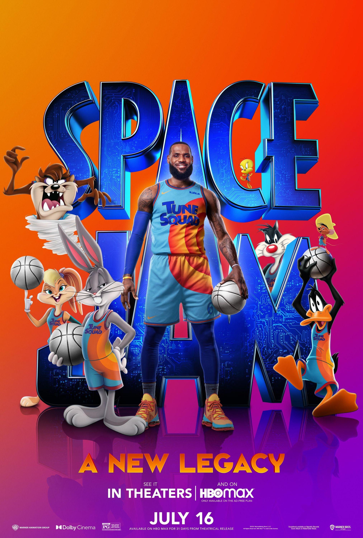 Space Jam - Új örökség