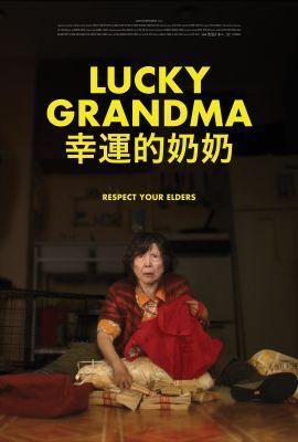 Szerencsés nagymama