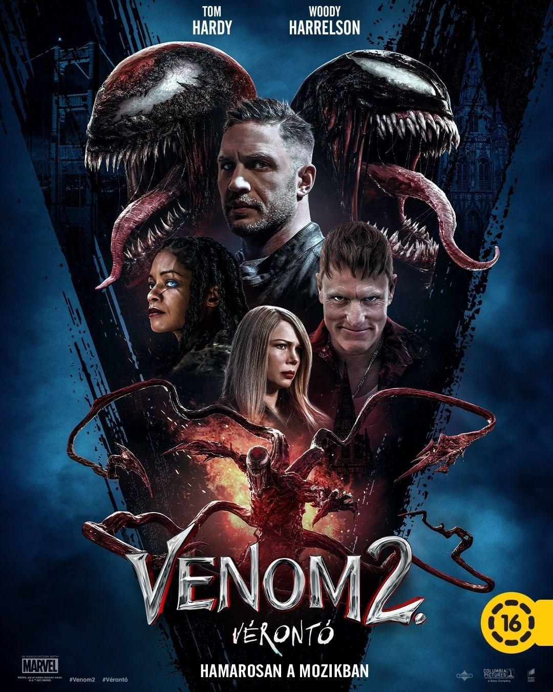 Venom 2. - Vérontó